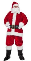 Professional Father Xmas Costume (XM4568)